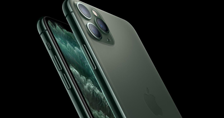 iPhone 11 Pro / Pro Max: cụm 3 camera, màu mới, chip A13 Bionic, sạc 18W, giá từ 999 Mỹ kim