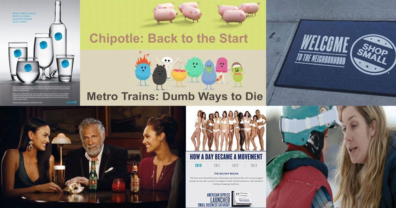 [Series 15 chiến dịch quảng cáo giá trị nhất thế giới] #12 Metro Trains biến những thông điệp khô khan thành bài học dí dỏm