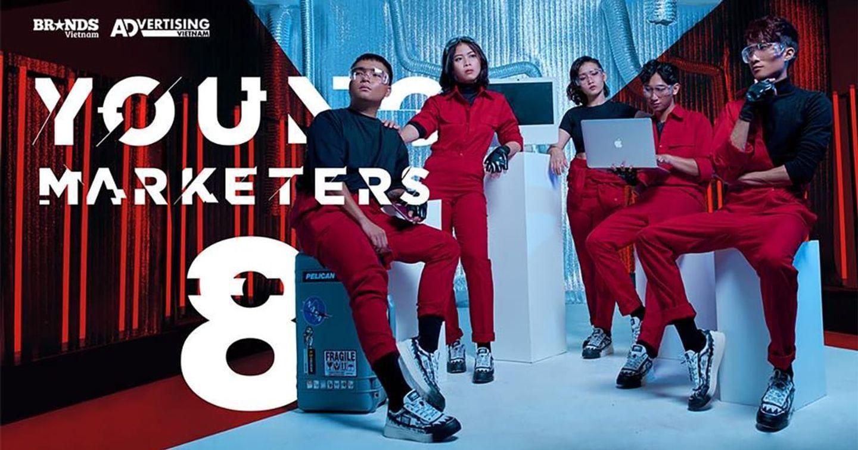Young Marketers Mùa 8: Khởi động và công bố đề thi Vòng loại