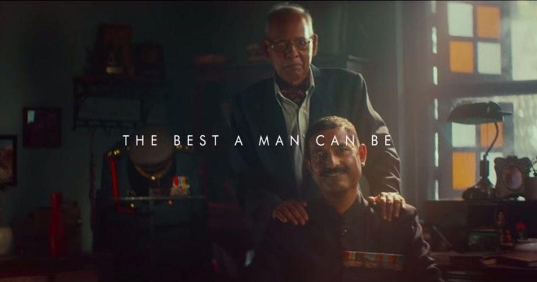 """""""Đàn ông có thể khóc"""" - thông điệp thương hiệu Gillette gửi đến phái mạnh"""