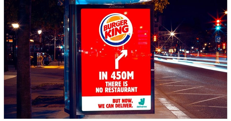 Chiến lược phát triển hệ thống giao hàng nhanh của Burger King