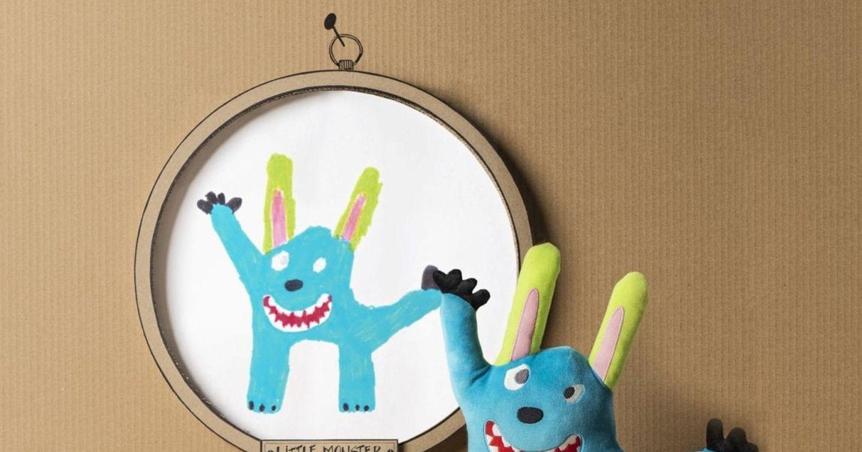 IKEA ra mắt sản phẩm đồ chơi được thiết kế bởi những đứa trẻ