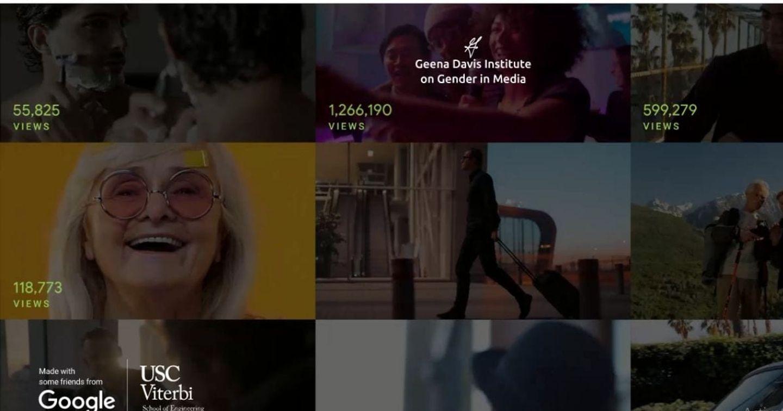 2,7 triệu quảng cáo trên YouTube tiết lộ điều gì về thiên vị giới tính trong marketing?