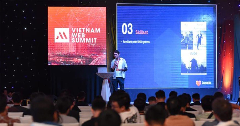 [Vietnam Web Summit 2019] Trí tuệ nhân tạo - Ngòi nổ cho sự tăng trưởng vượt bậc