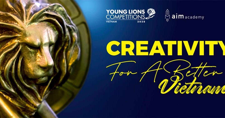 Vietnam Young Lions 2020 - Cuộc thi lớn nhất ngành sáng tạo trở lại với chủ đề nóng hổi