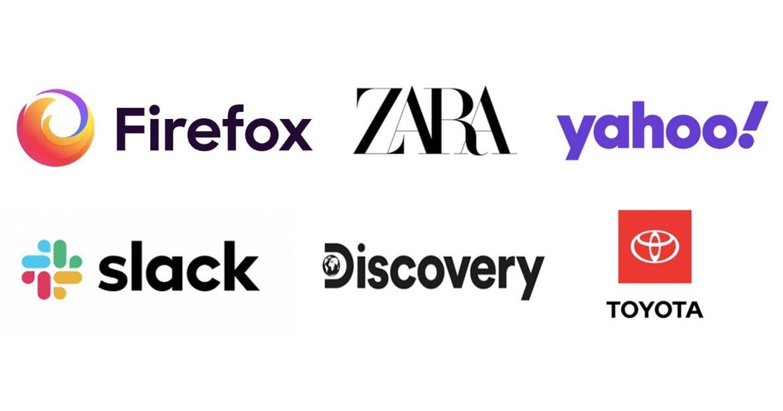 Điểm lại 14 logo mới của các thương hiệu nổi tiếng thế giới trong 2019
