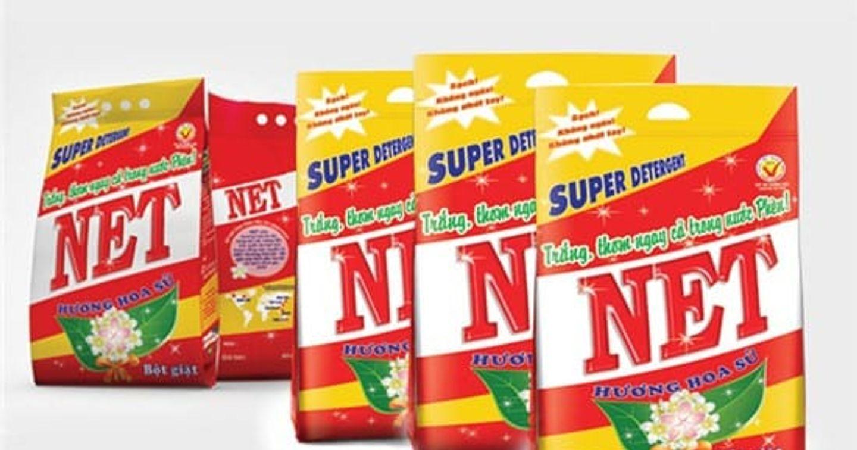 Masan Consumer mua 52% cổ phần Bột giặt NET