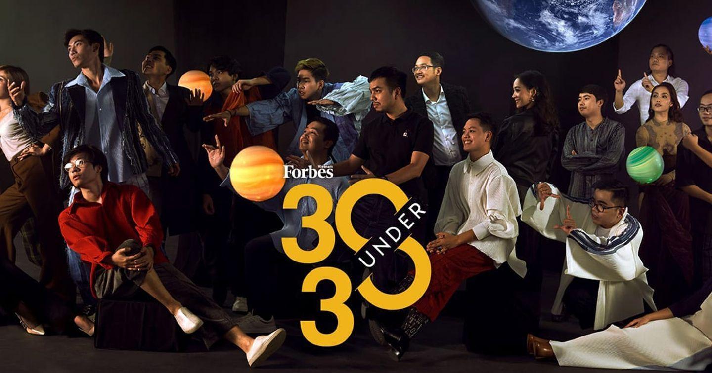 Forbes Việt Nam công bố danh sách 30 under 30 năm 2020