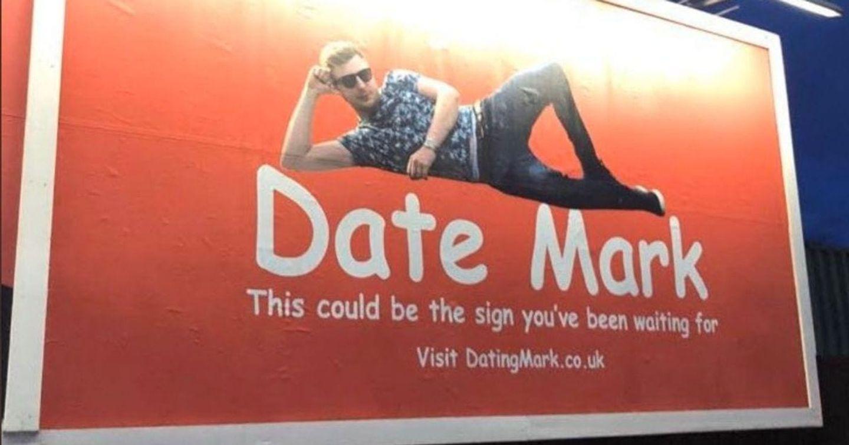 Chàng trai độc thân tìm kiếm tình yêu bằng quảng cáo OOH