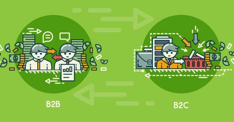 Sự khác biệt giữa marketing B2B và B2C