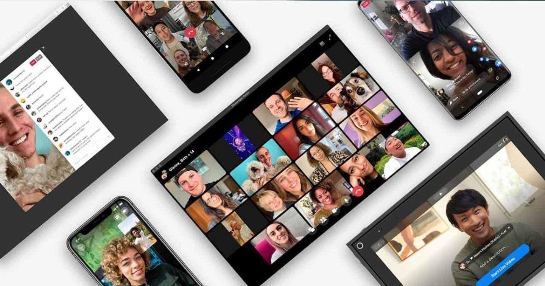 Facebook ra mắt Messenger Rooms cho phép 50 người tham gia gọi video