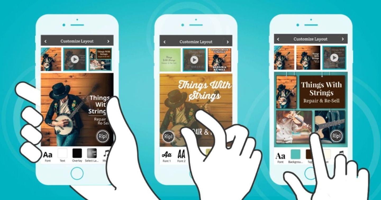 9 ứng dụng chỉnh sửa video miễn phí trên điện thoại dành cho Marketer