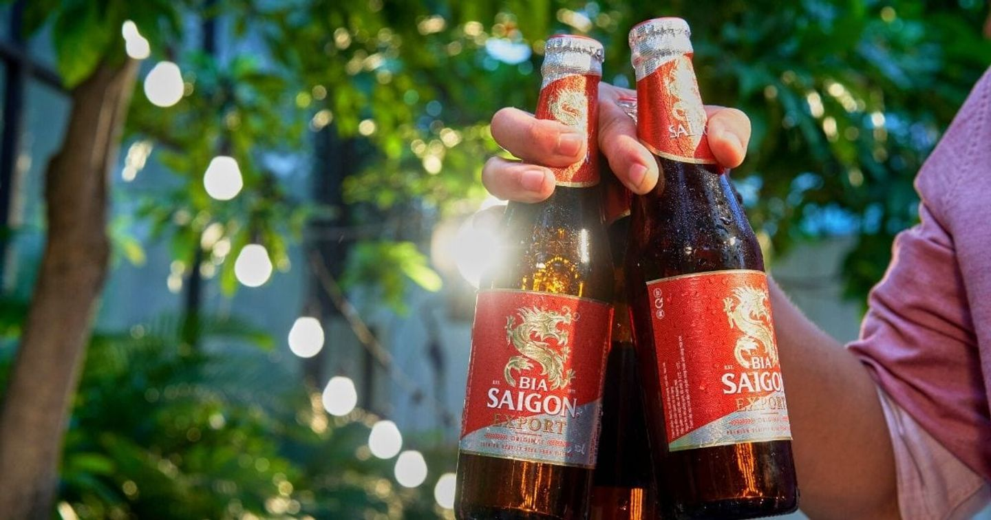 Sabeco launches new promotion worth more than 80 billions for Bia Saigon Export