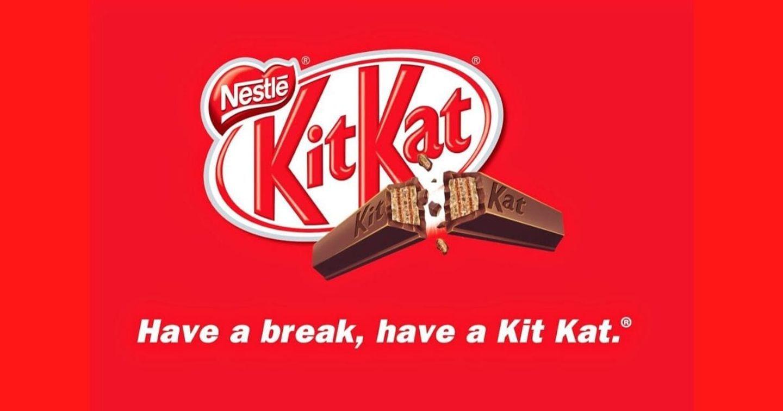 """""""Have a break, have a Kit Kat"""" - Slogan ấn tượng nhất mọi thời đại"""