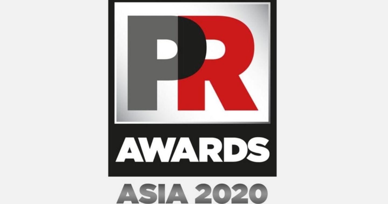 Dentsu Redder Agency góp mặt trong 3 hạng mục đề cử PR Awards Asia 2020