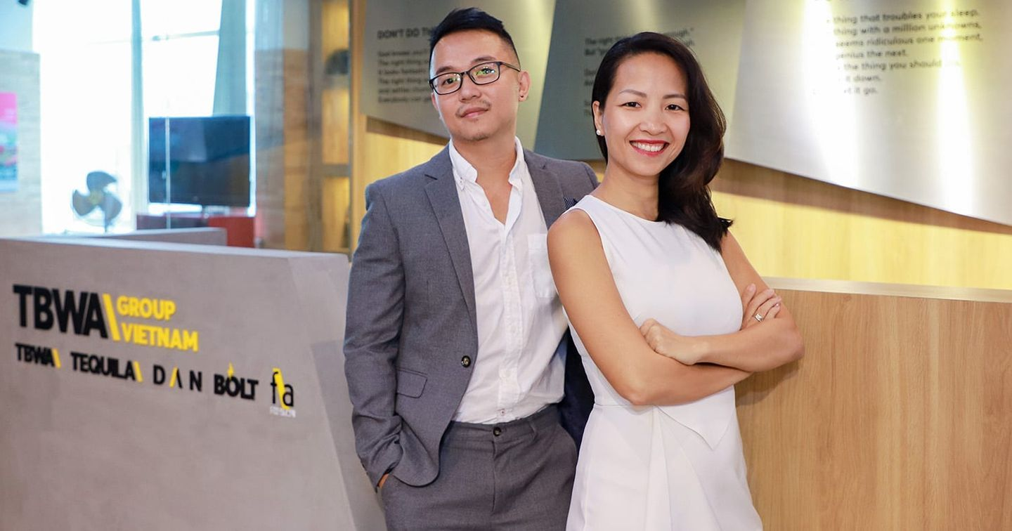 TBWA\ Group Vietnam welcomes f\adigital into the Agency collective - TBWA\Group Vietnam names Tan Nguyen Chief Executive Officer
