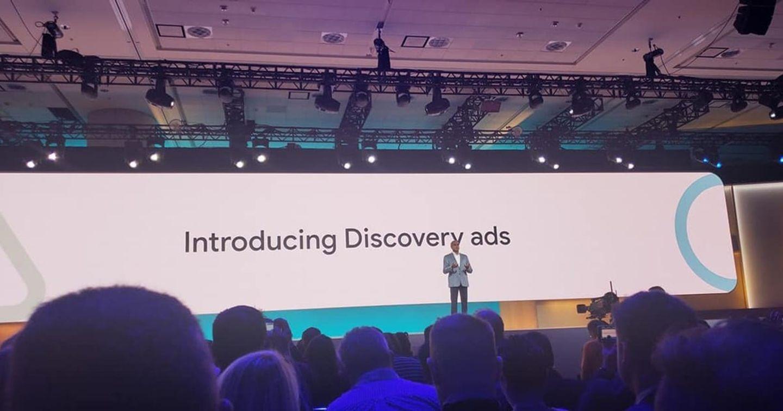 Discovery Ads - Loại hình quảng cáo mới của Google ra mắt toàn cầu