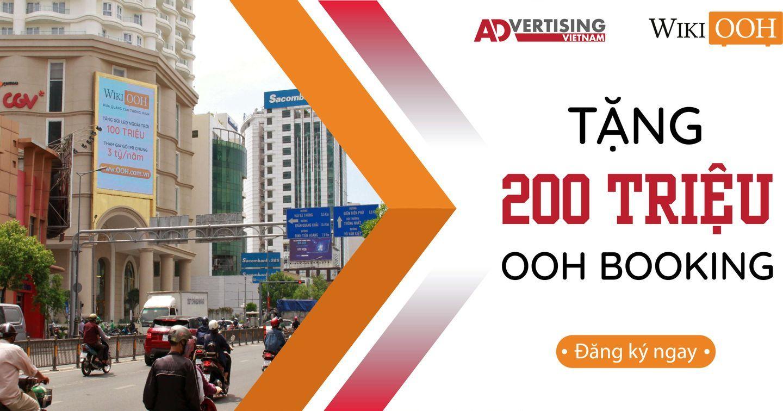 Sàn WikiOOH cùng Advertising Vietnam ra mắt gói ưu đãi lên đến 200 triệu cho Agency đăng ký dịch vụ OOH