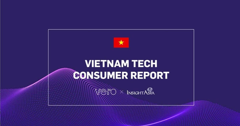 Báo cáo tiêu dùng Công nghệ Việt Nam 2020 từ InsightAsia và Vero