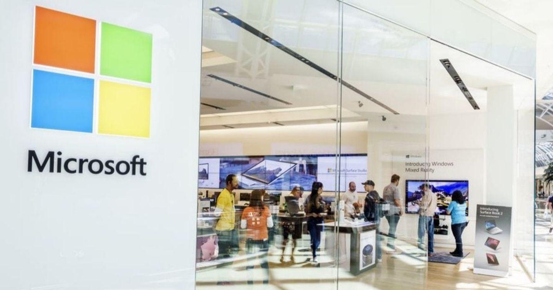 Microsoft công bố kế hoạch đóng cửa toàn bộ cửa hàng bán lẻ trên thế giới