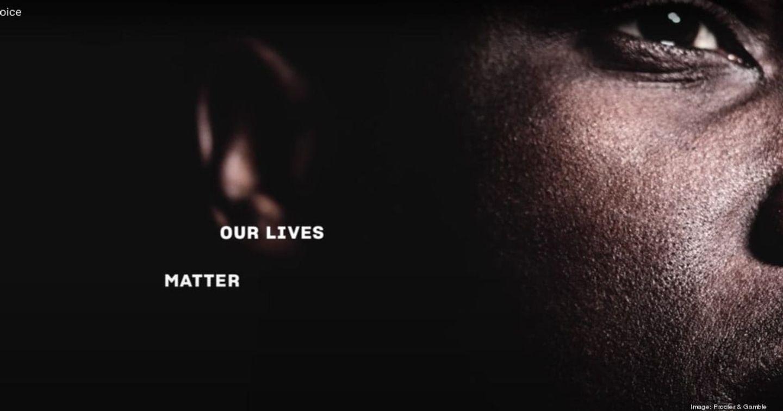 P&G kêu gọi mọi người lên tiếng chống phân biệt chủng tộc