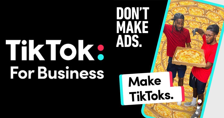 Đổi mới cách kể chuyện thương hiệu với TikTok for Business