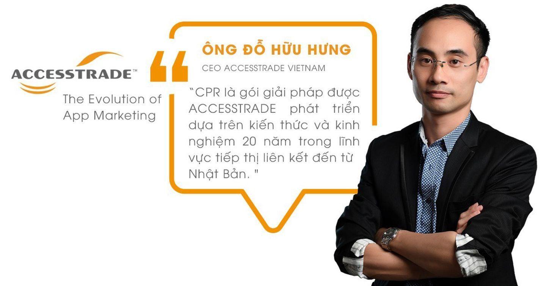 Accesstrade ra mắt gói giải pháp CPR (Cost-per-register) đầu tiên tại Việt Nam