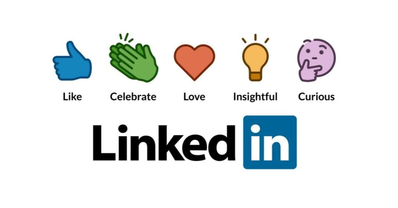 LinkedIn cập nhật biểu tượng cảm xúc mới