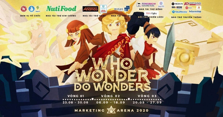 [TCBC] Phát động cuộc thi Marketing Arena 2020