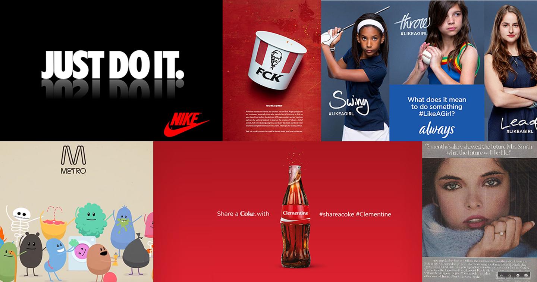Cảm hứng sáng tạo từ 18 quảng cáo hay nhất mọi thời đại (Phần 2)