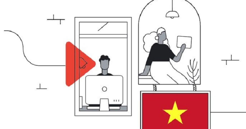 Việt Nam có 350 kênh YouTube vượt mốc một triệu người đăng ký