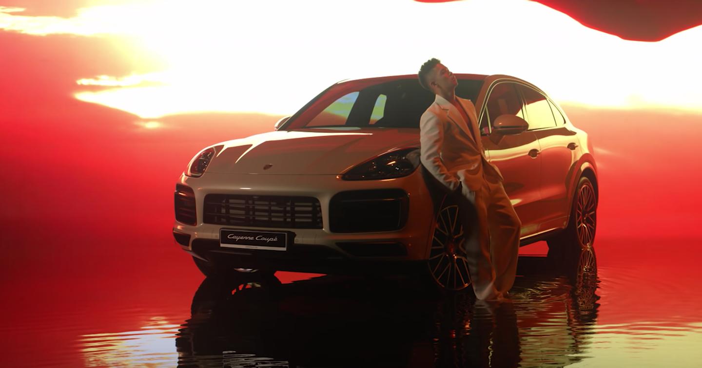 """""""Bóc tách"""" những cảnh quay nghệ thuật từ Porsche """"Love DNA"""""""