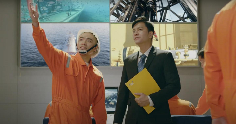 """PVcomBank và nỗ lực xây dựng hình ảnh """"Ngân hàng không khoảng cách"""" trong MV mới"""