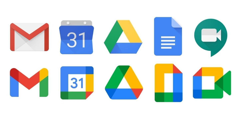 Google ra mắt bộ logo mới cho Google Workplace