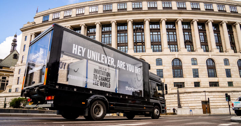 Thankyou gửi lời mời hợp tác đến P&G và Unilever về sáng kiến xóa bỏ tình trạng nghèo cùng cực