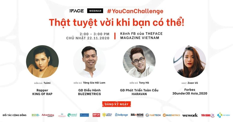 #YouCanChallenge - Khi trào lưu mới thu hút mọi người hành động